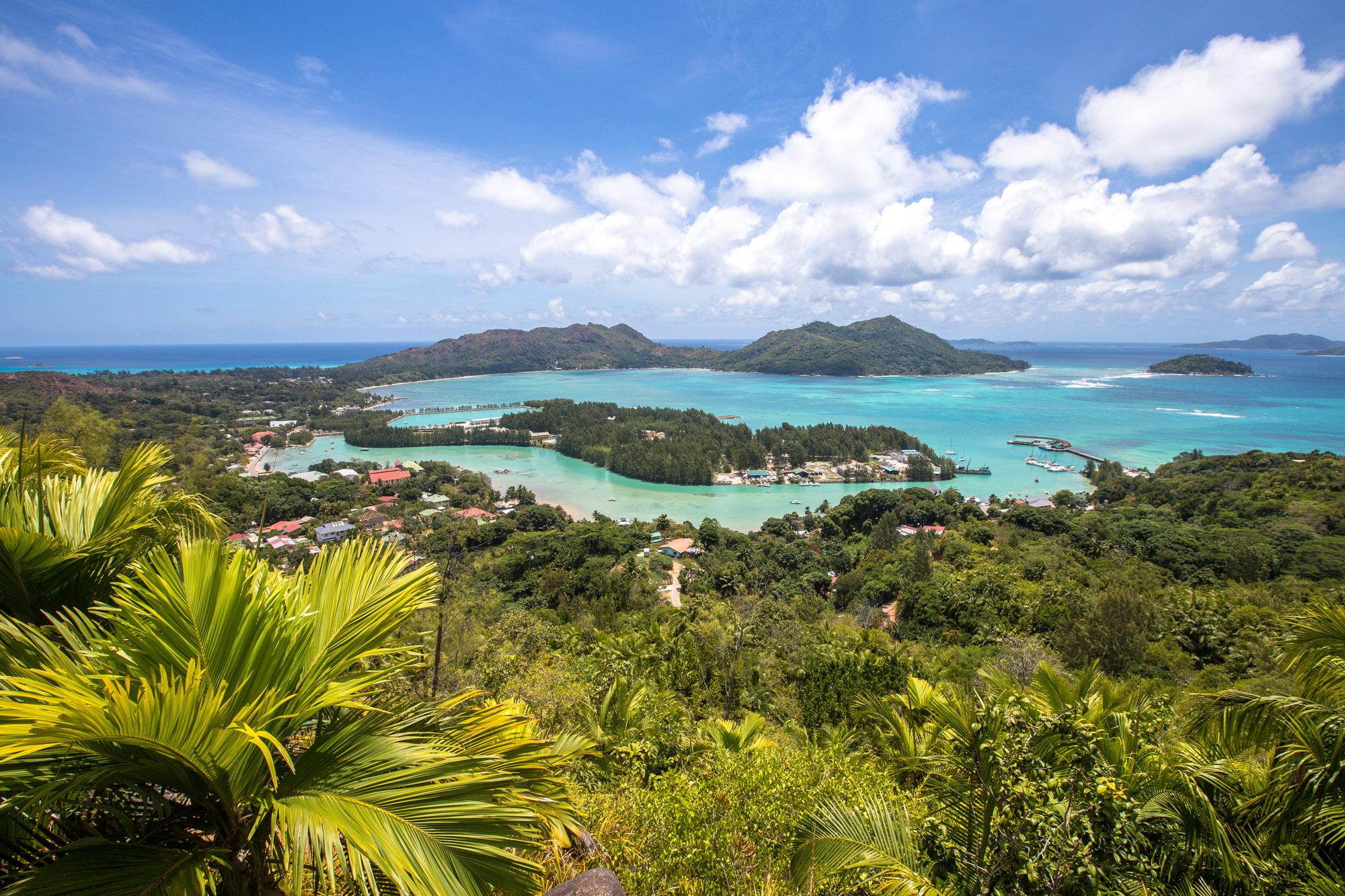 Fond Ferdinand Praslin Seychellen