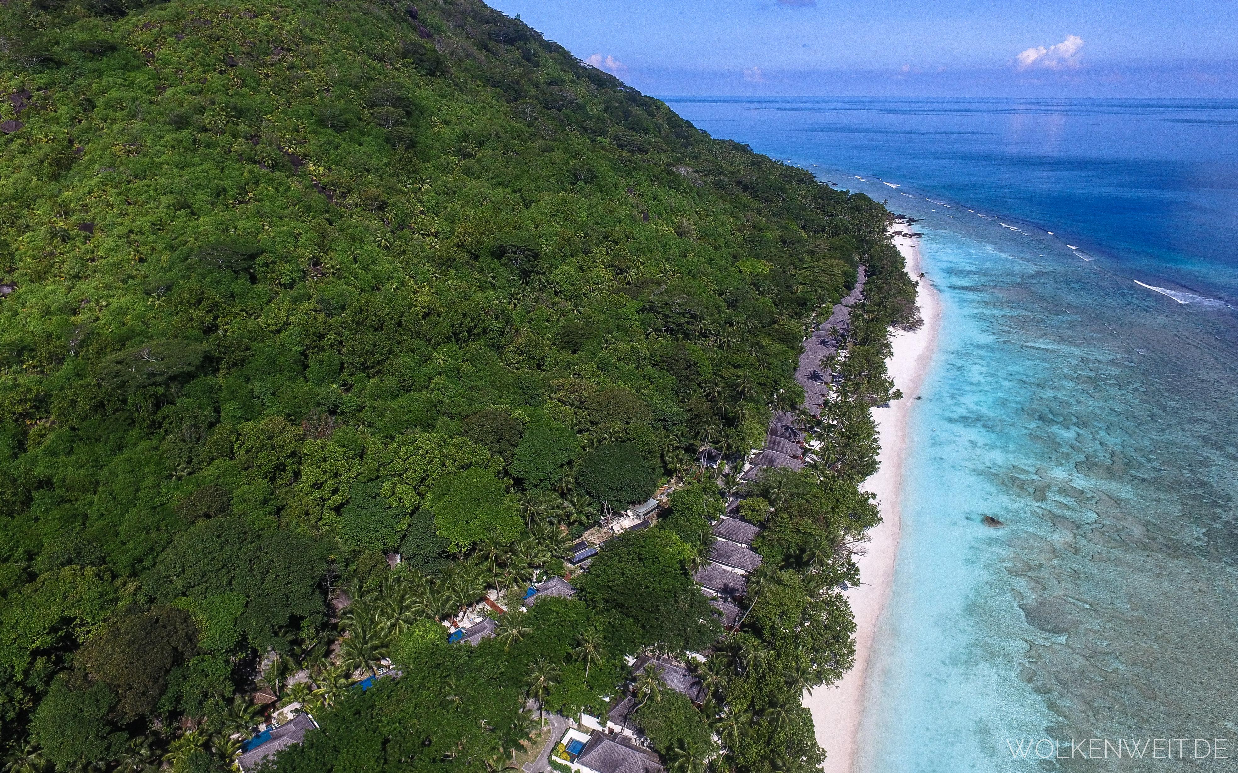 Silhouette Seychellen, Hilton Labriz Resort & Spa