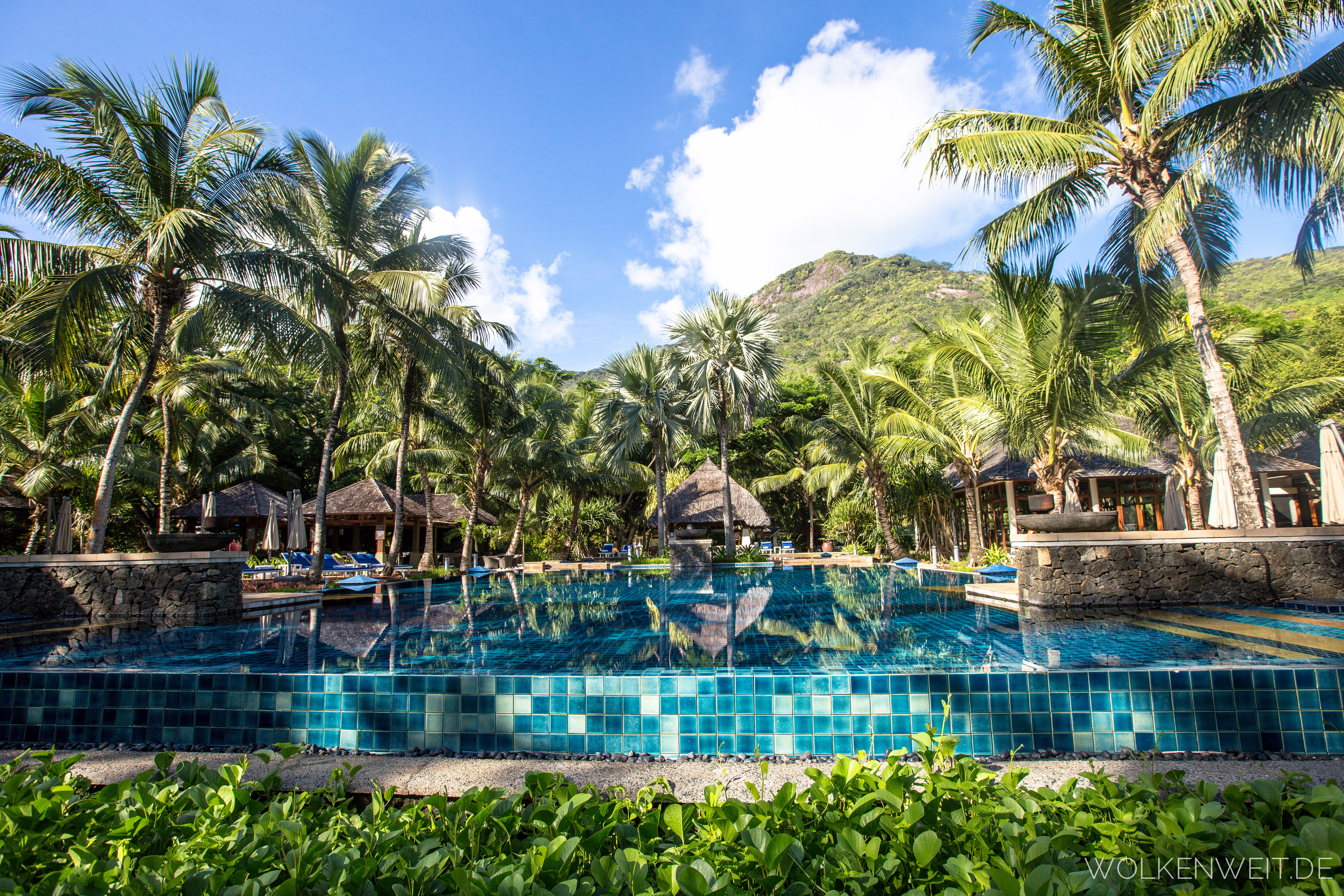Hilton Labriz Seychelles Resort & Spa, Silhouette