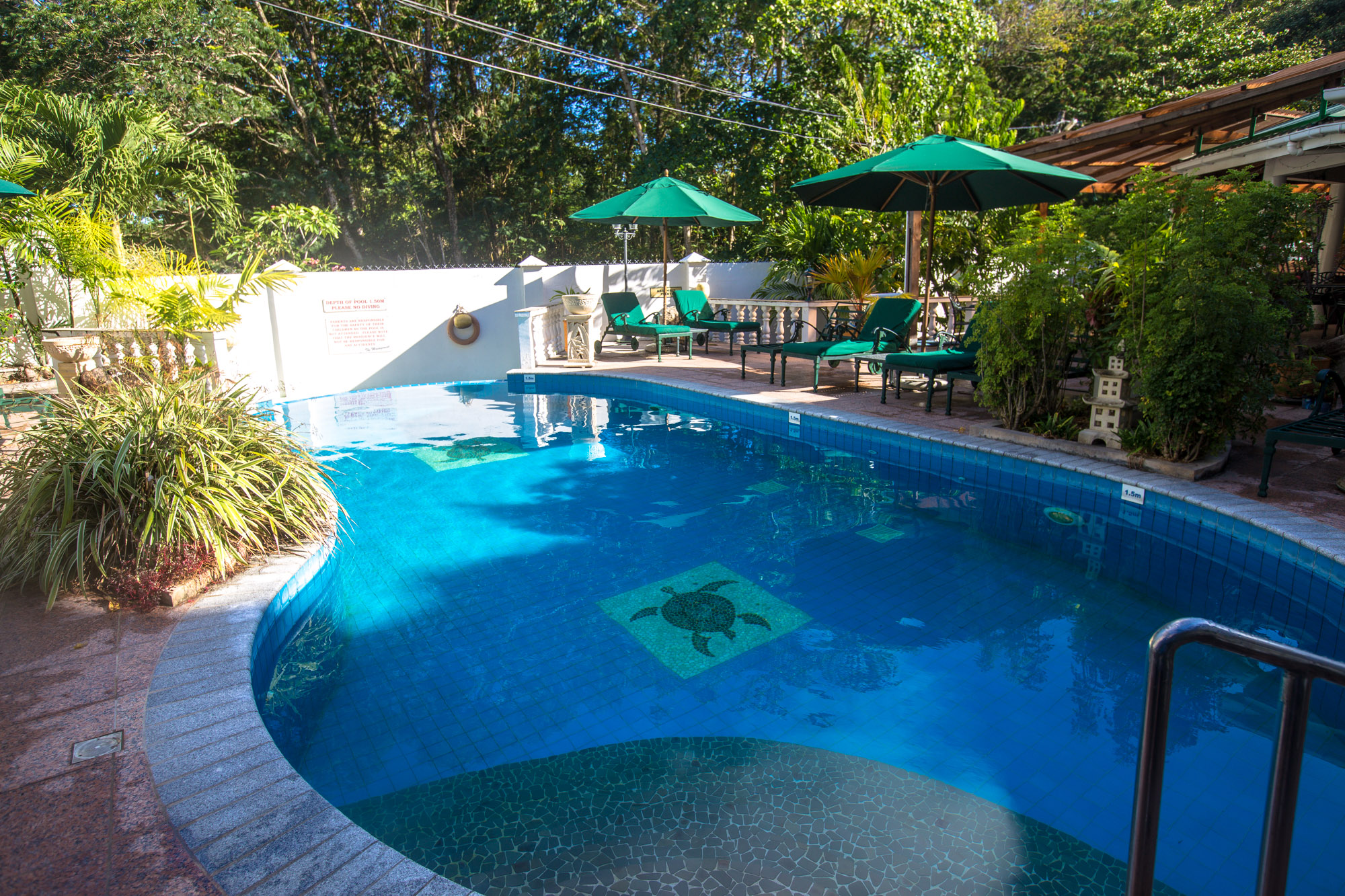 Hanneman Holiday Residence Mahé Seychellen