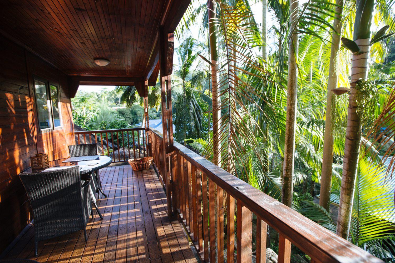 Unterkunft Mahe, Hillside Retreat Mahe Seychellen