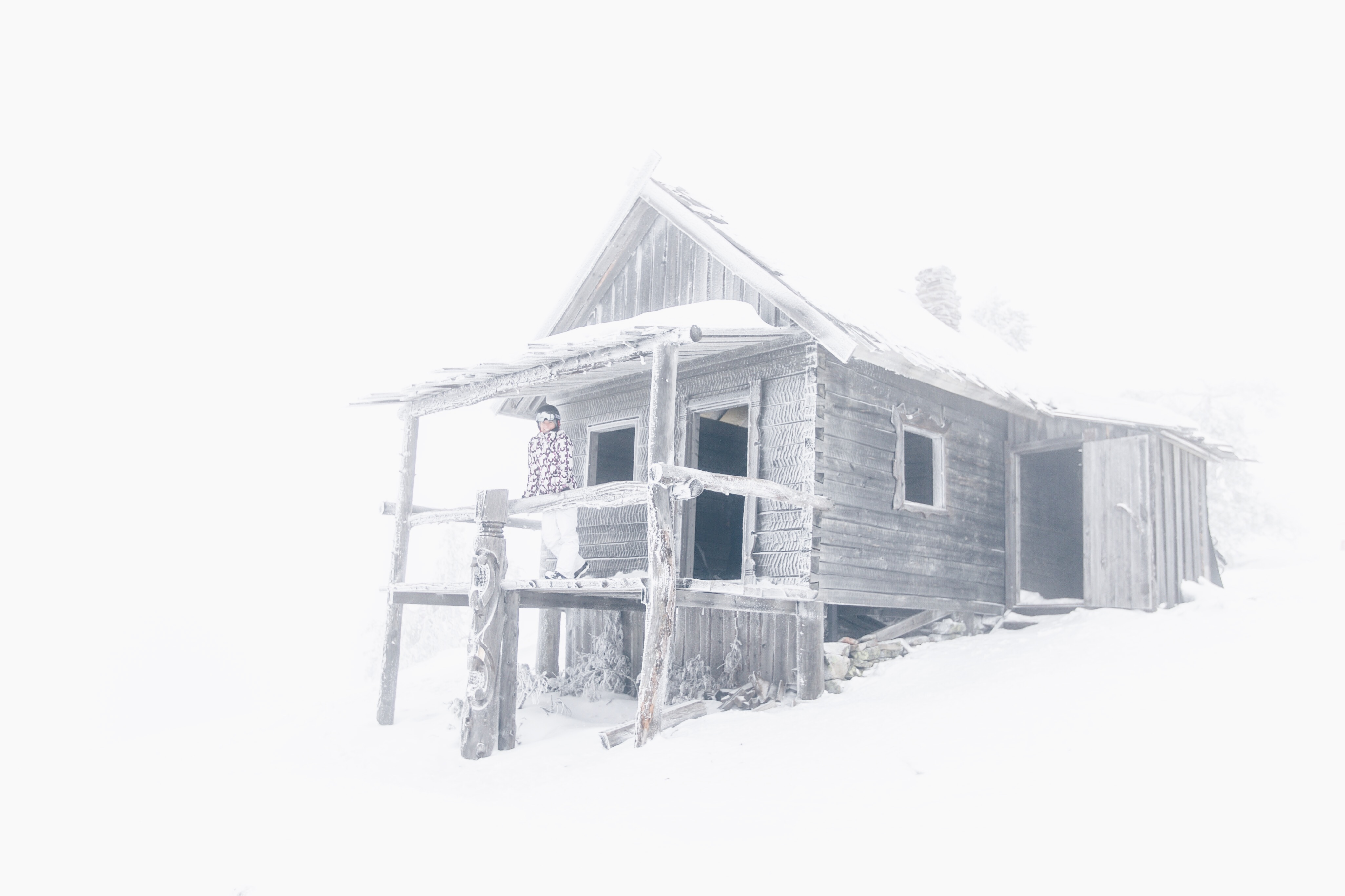 Santa Claus Haus, Levi