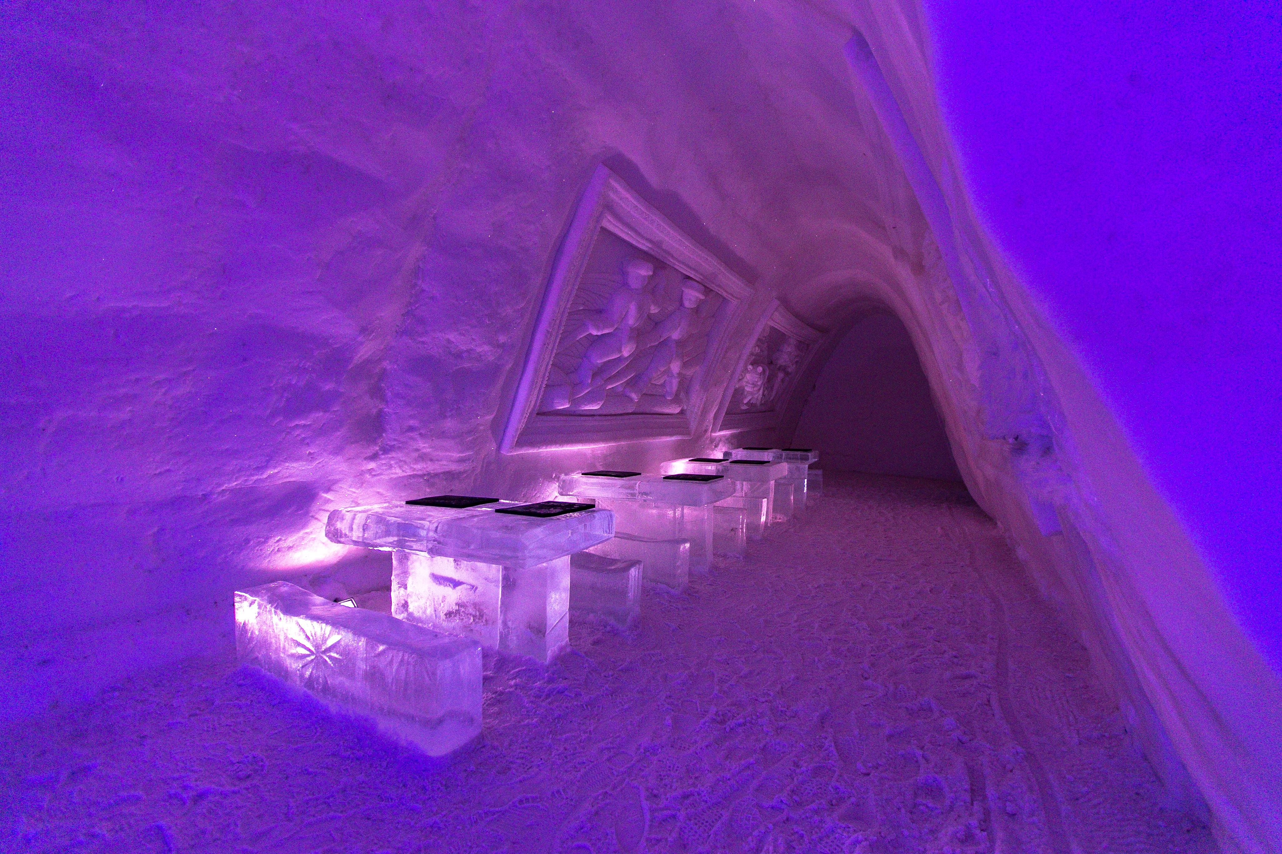 Snowvillage Finnland