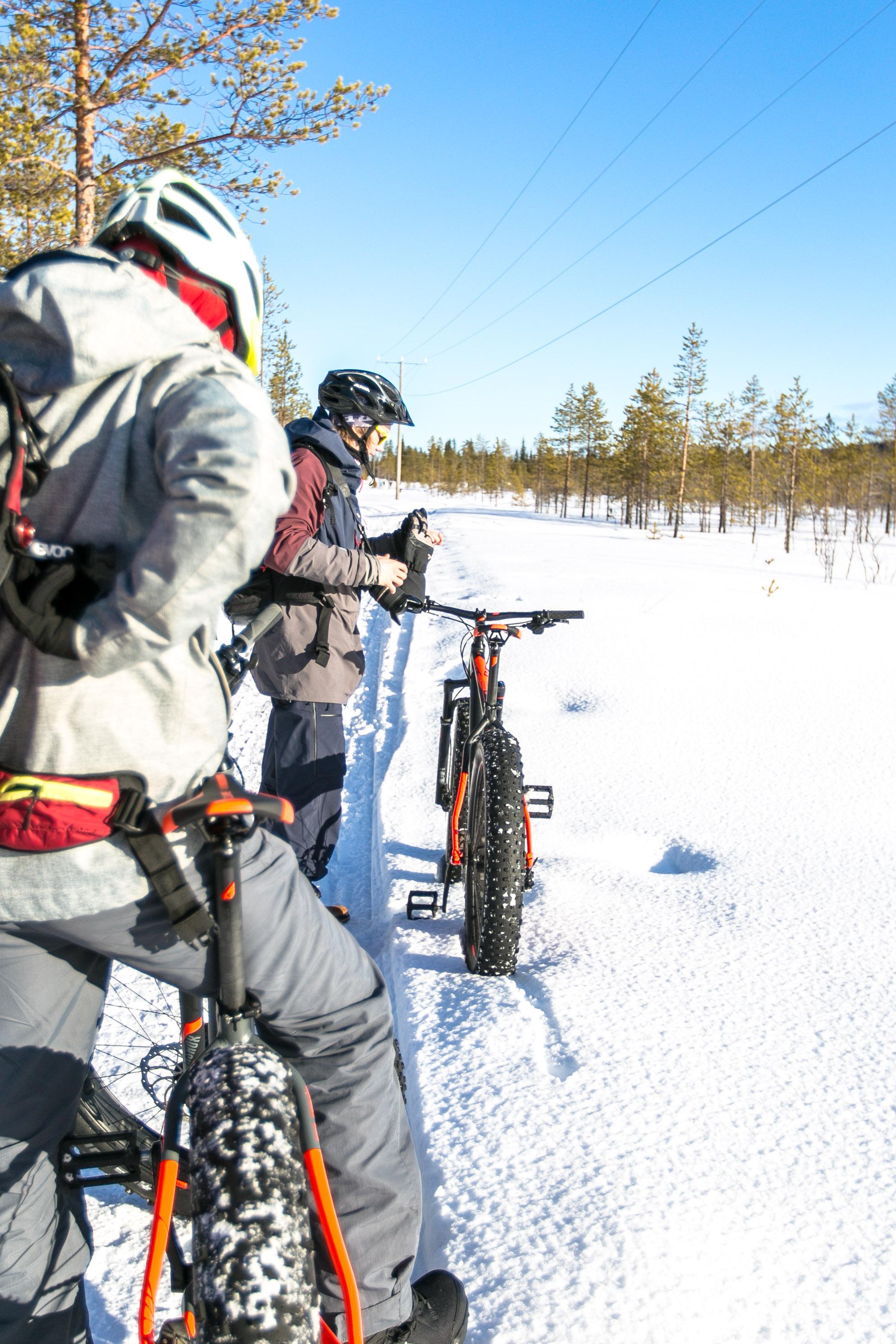 Skigebiet Ylläs – Winterspaß in Lapplands weißem Traum