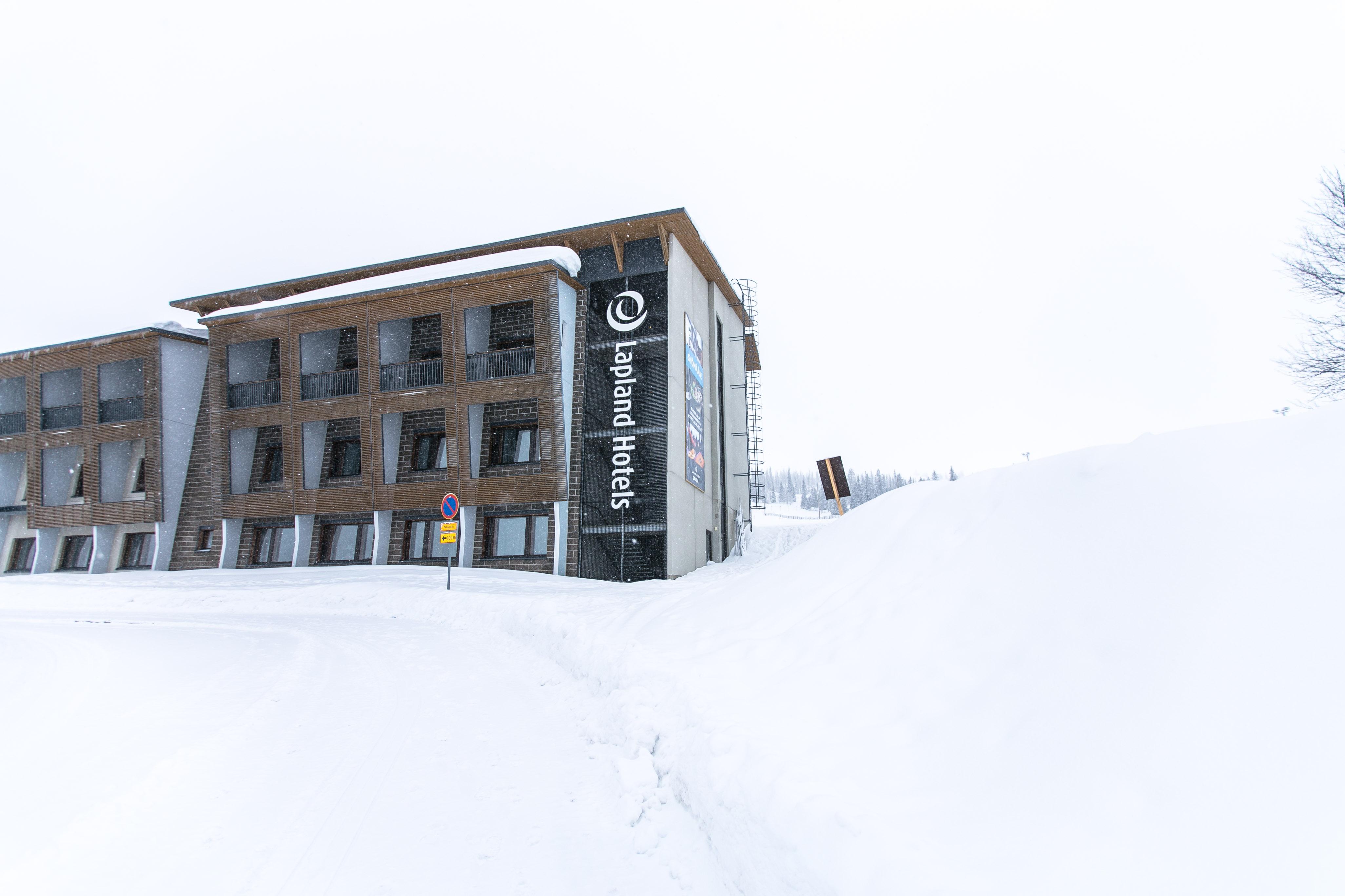 Unterkunft in Ylläs: das Lappland Hotel Saaga