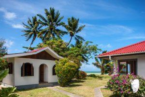 Urlaub auf den Seychellen, Inselhopping, Unterkunft Beach Villas Praslin, Seychellen