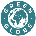 Green globe, Die weltweit anerkannte Zertifikation für Nachhaltigkeit, nachhaltige Seychellen