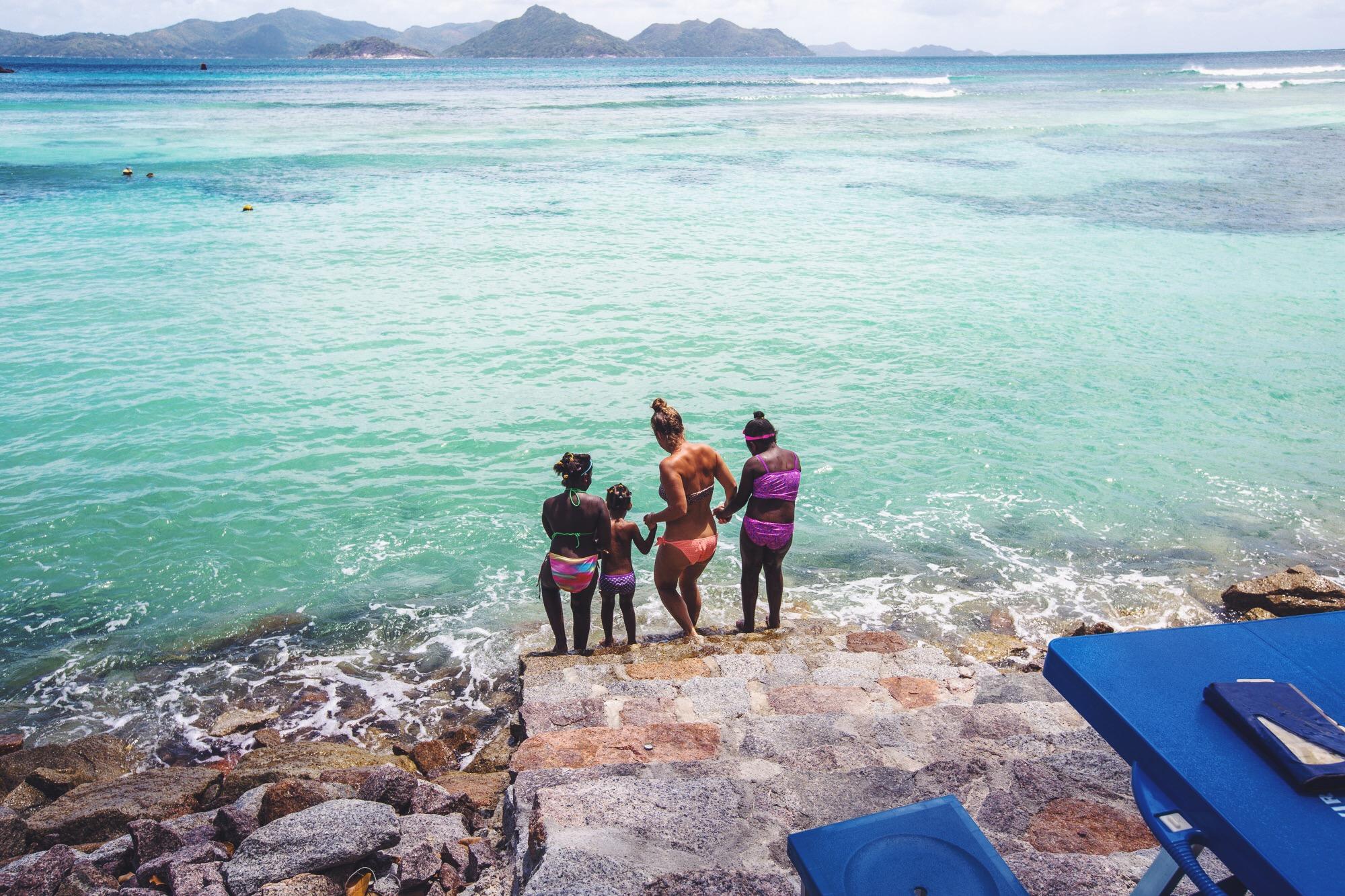 Ein Jahr Seychellen