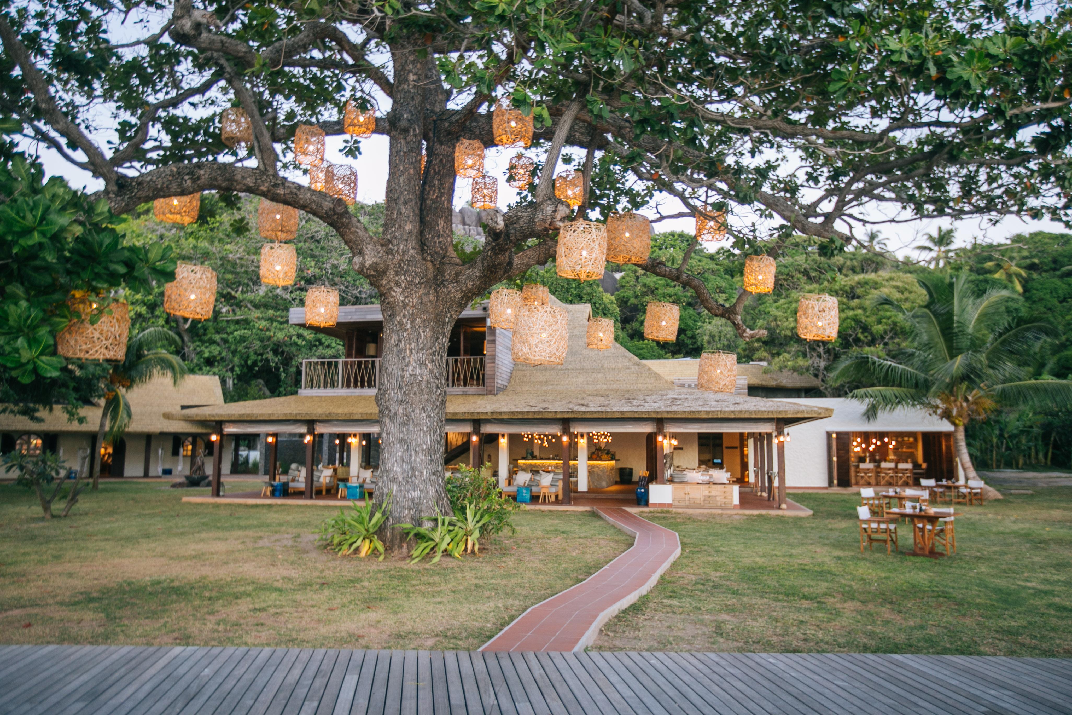 Six Senses Zil Pasyon, Felicite Island, Seychellen,