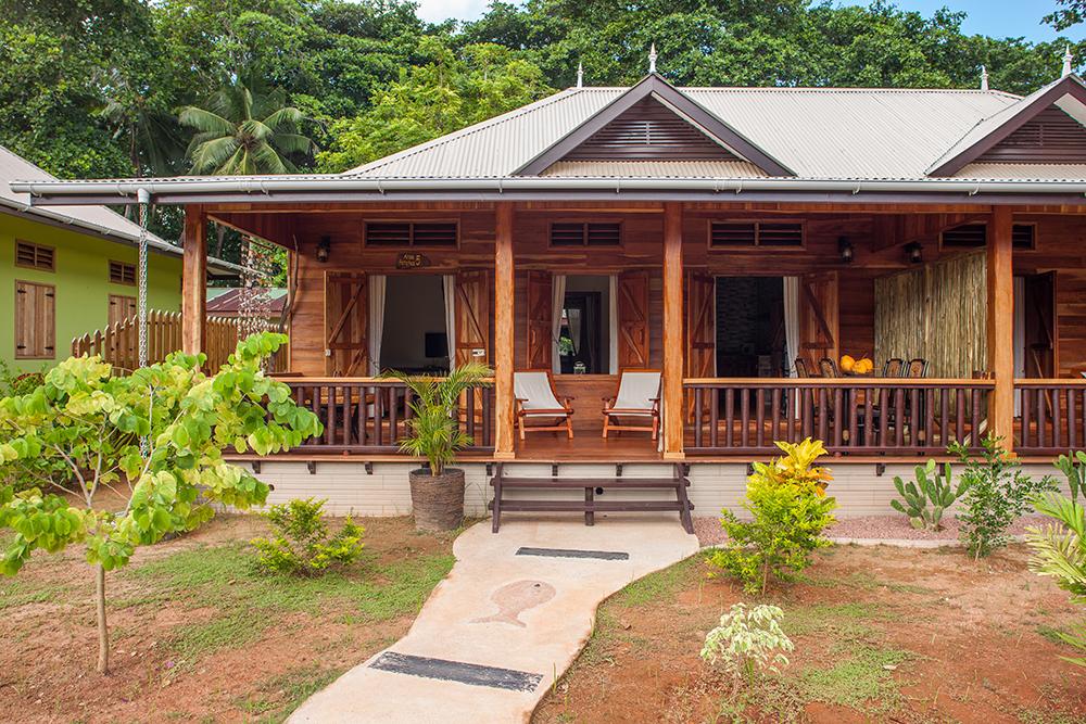 Unterkünfte La Digue: La Digue Holiday villa