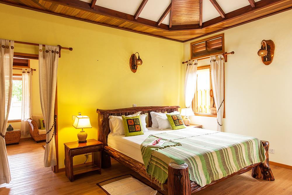 gästehaus la digue, La Digue Holiday Villa, Unterkunft