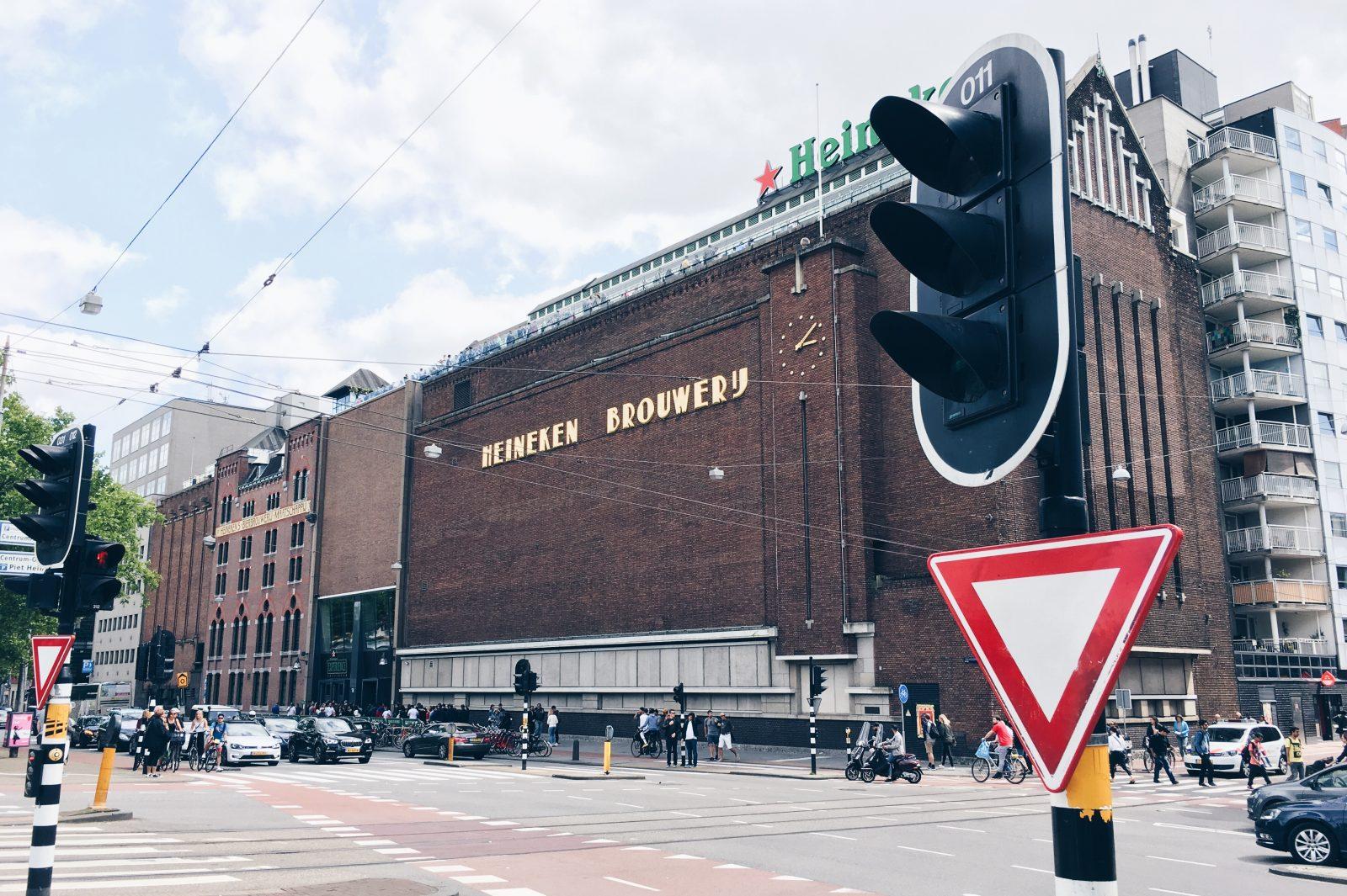 Heineken Brauerei Amsterdam