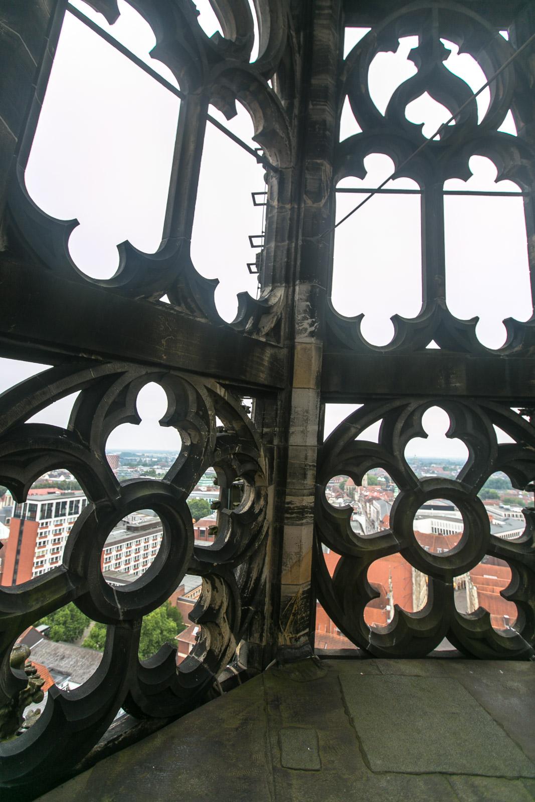Türmerin Münster, Lamberti Kirche