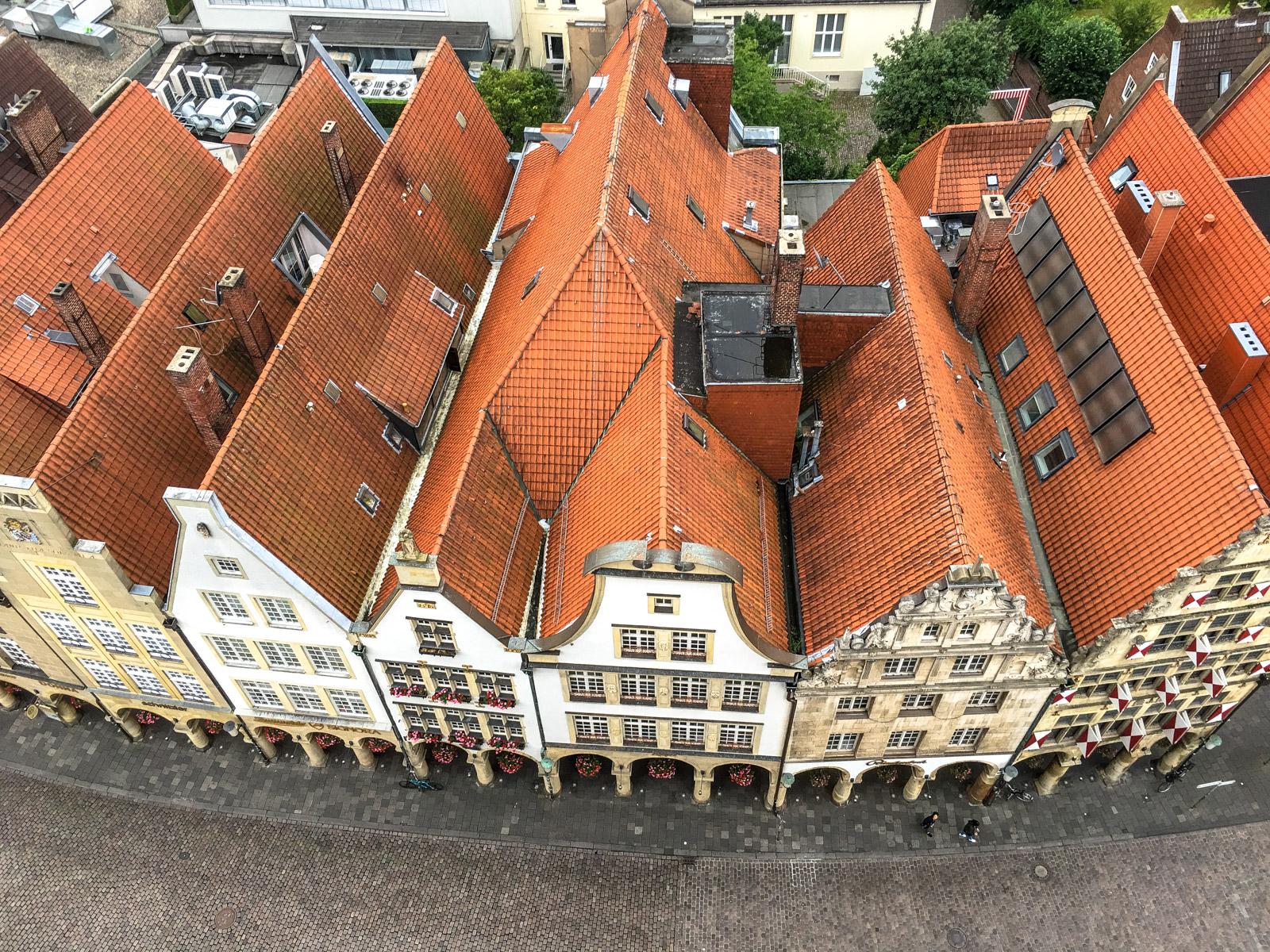 Turmbesichtigung Lamberti Kirche Münster