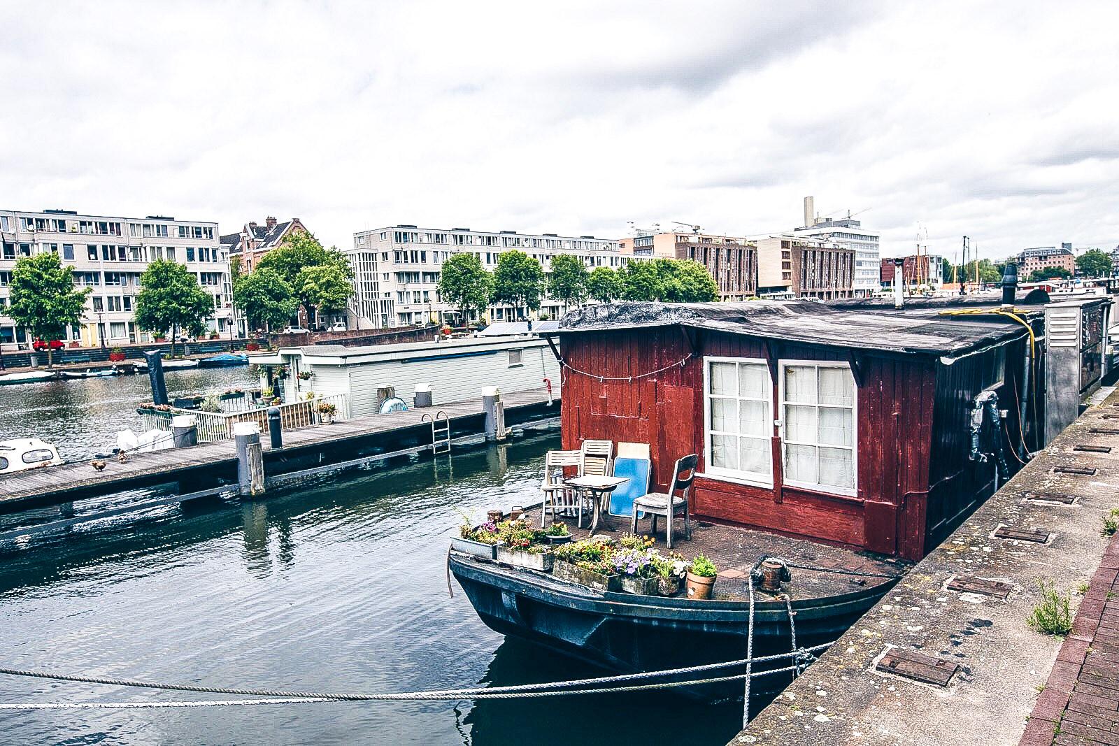 Ausflug Amsterdam: Noord mit der Fähre