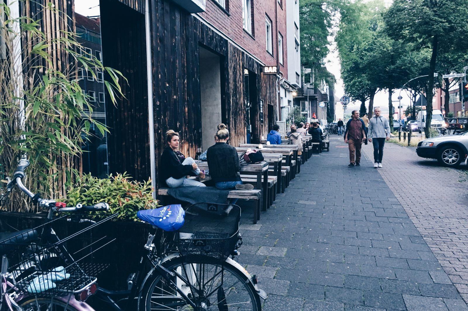 Münster erleben, Hafenviertel