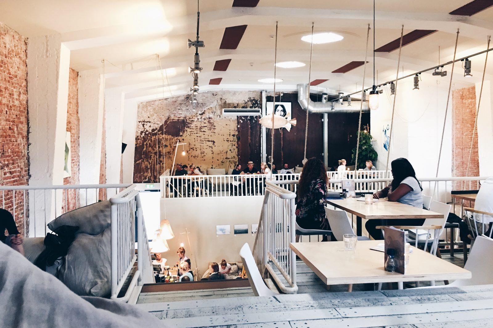 CT Coffee & Coconuts Café, De Pijp Amsterdam