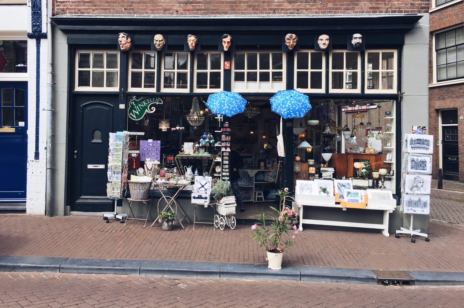 Stadtviertel Jordaan, Amsterdam Tipps, Het Winkeltje