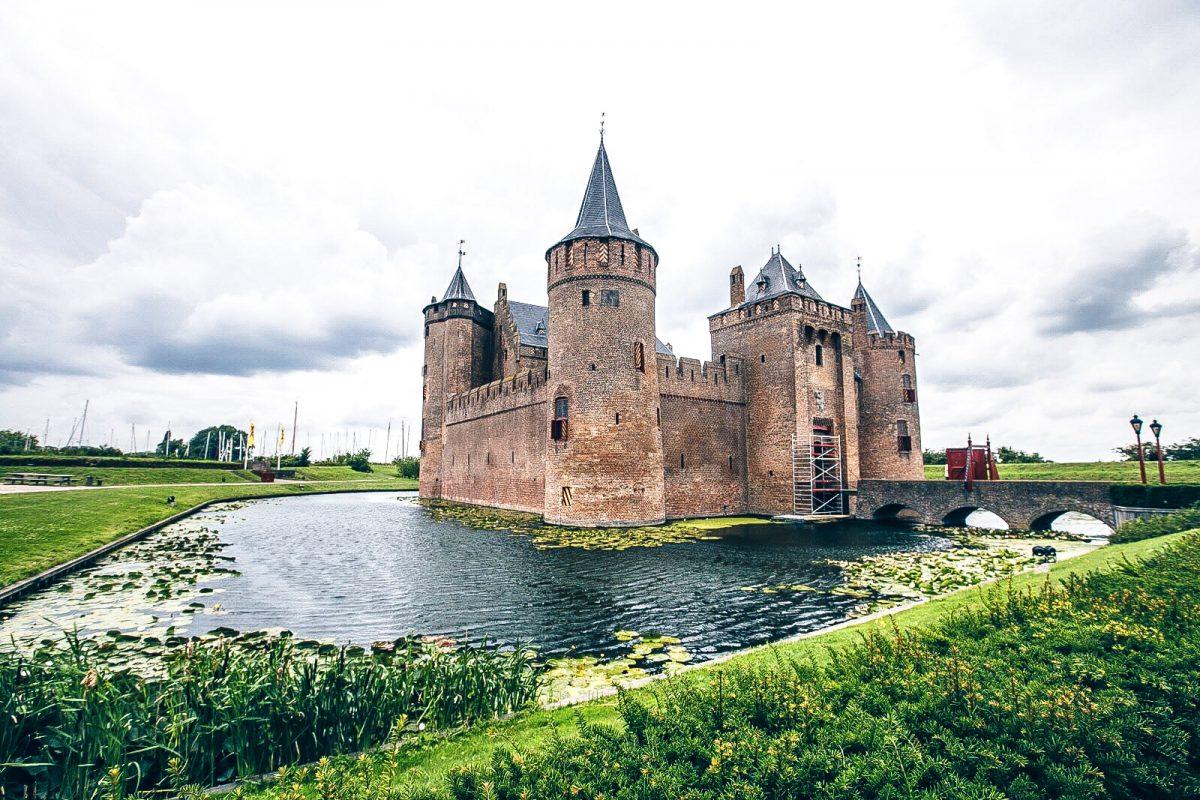 amsterdam castle muiderslot, Muiden castle, Burgen Amsterdam