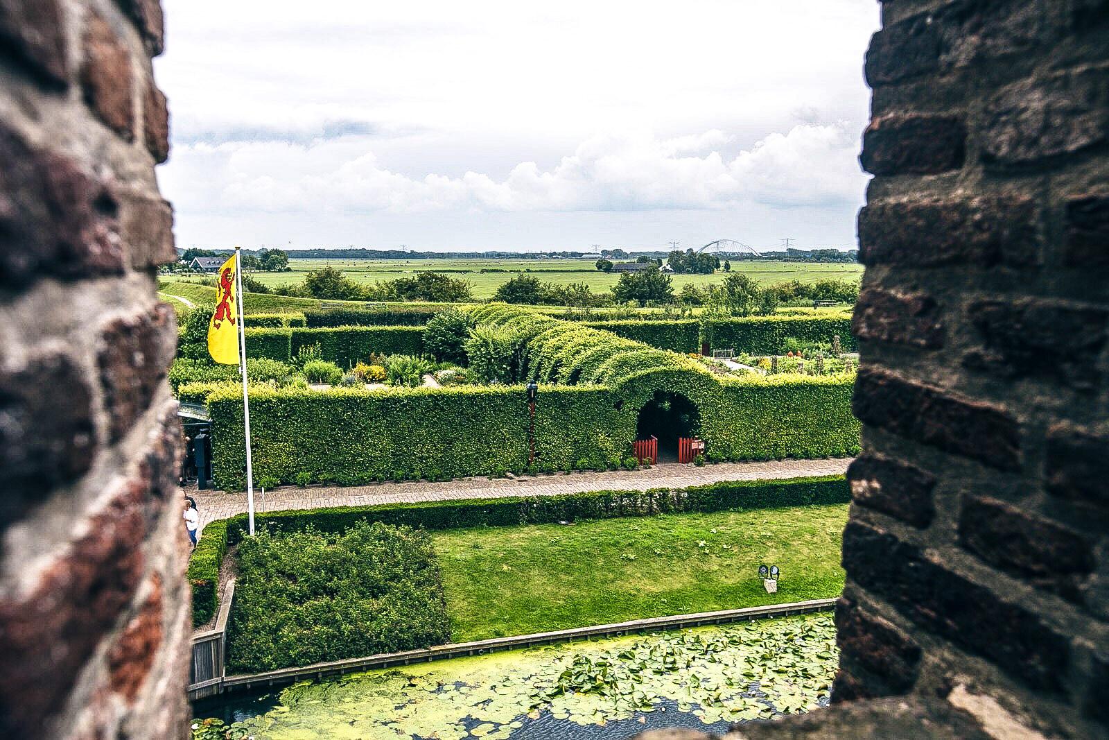 amsterdam castle muiderslot, Muiden castle