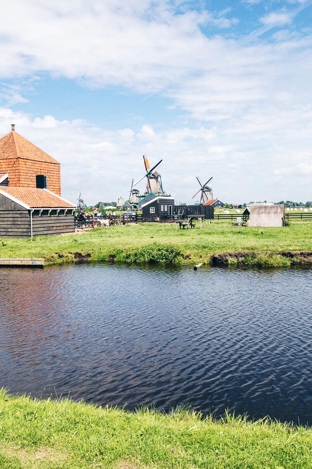 Zaanse Schans Amsterdam, Windmühlen Amsterdam, Insidertipp