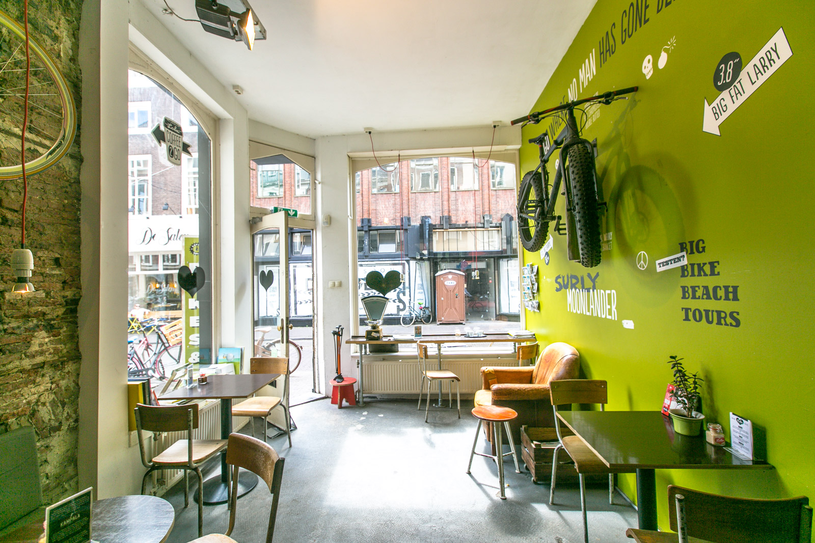Den Haag Tipps: Lola Bikes & Coffee