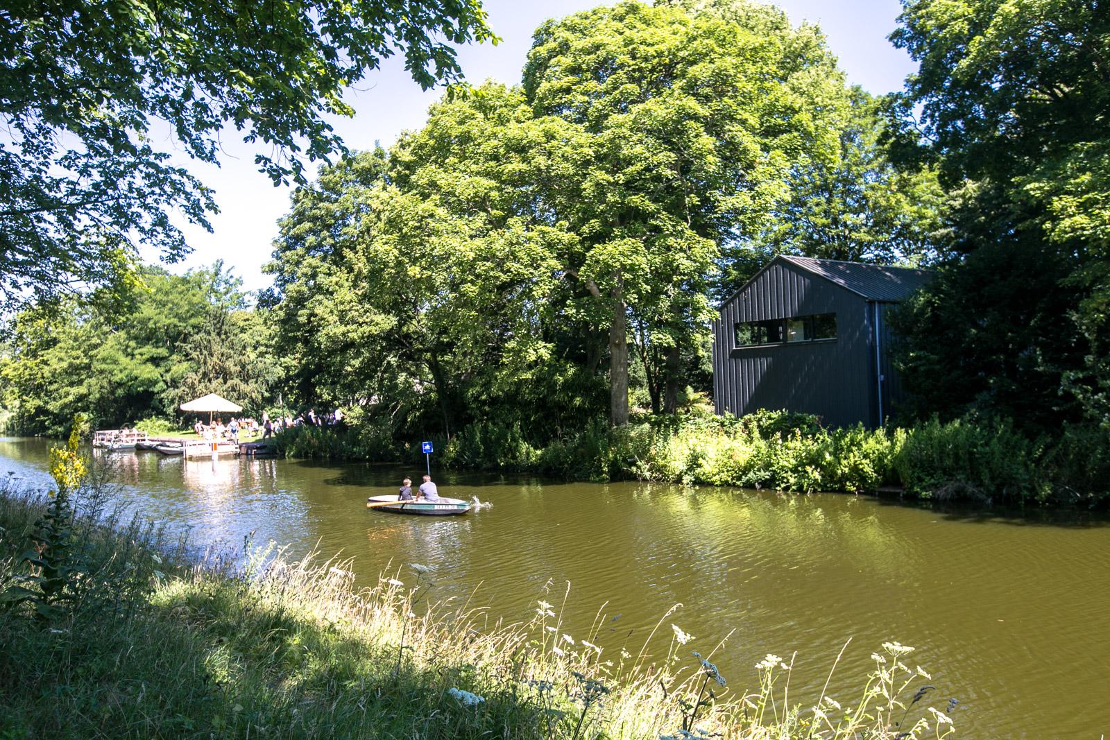 Den Haag Tipps: Fahrrad fahren in der Natur