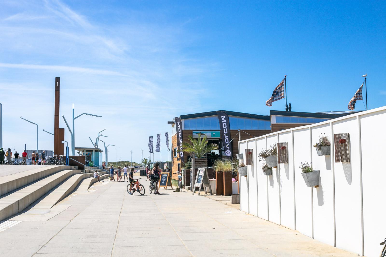 Scheveningen Tipps: Strandpavillacion