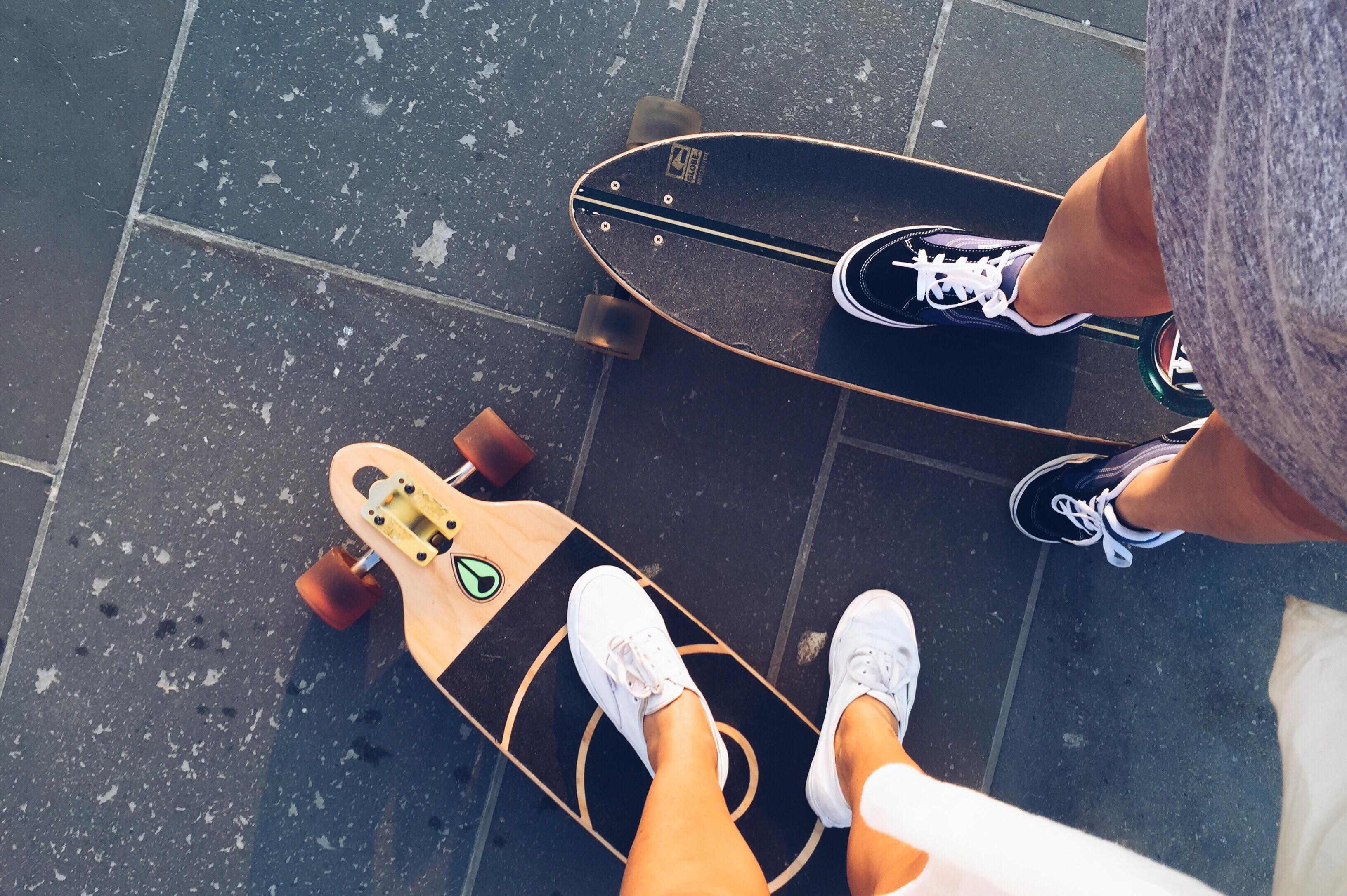 Den Haag Tipps: Longboarden & Skaten in Scheveningen
