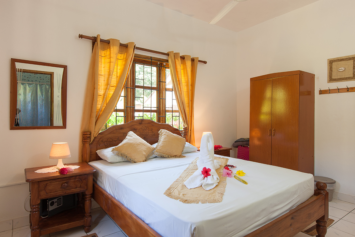 Unterkunft La Digue Seychellen, Gästehaus Seychellen, Inselhopping