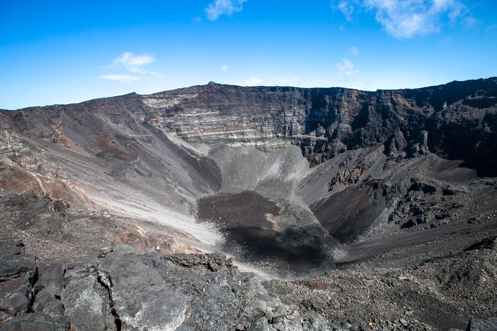 Piton de la Fournaise Wanderung, La Reunion, Tipps