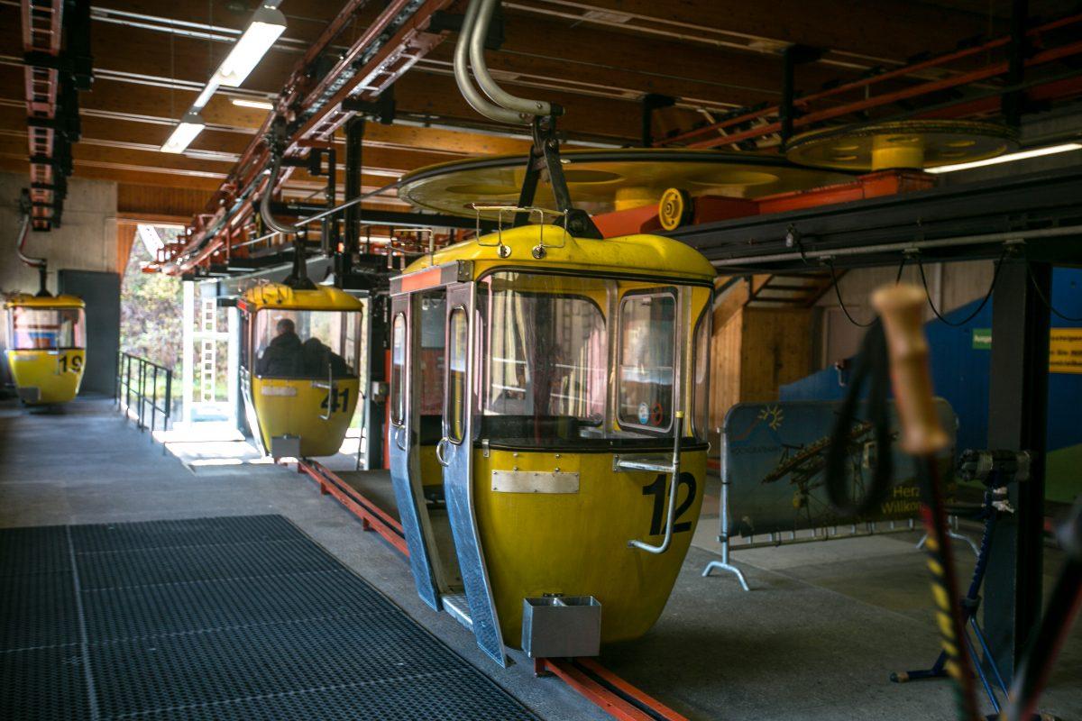 Hochgratbahn Oberstaufen Steigis