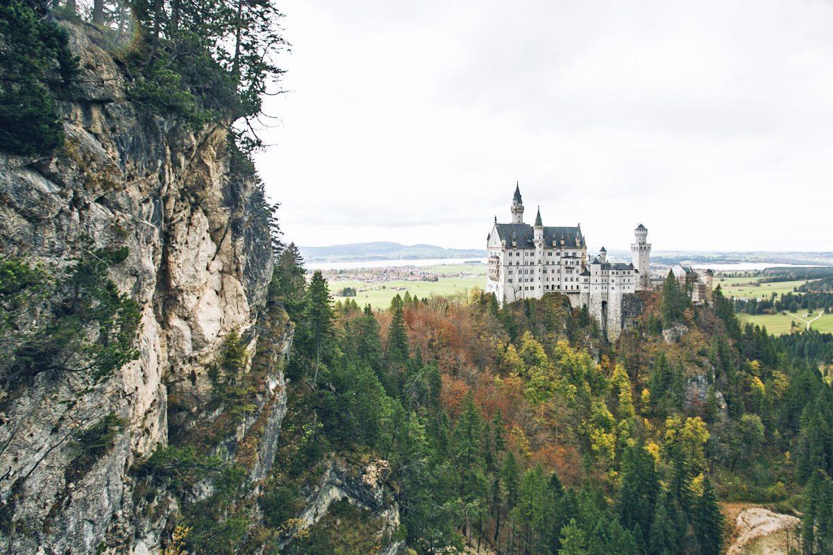 Ausflüge im Allgäu, Schloss Neuschwanstein, Bayern