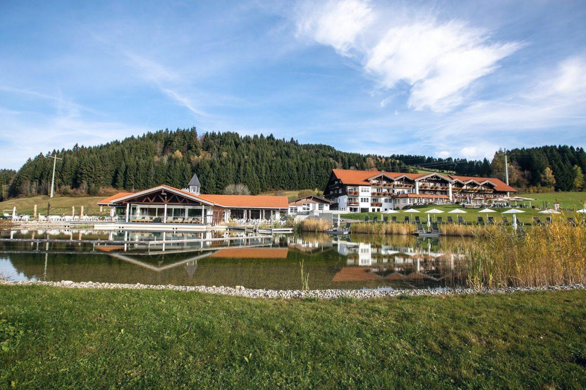 Haubers Alpenresort Oberstaufen, Unterkunft Oberstaufen, Allgäu Bayern, Deutschland