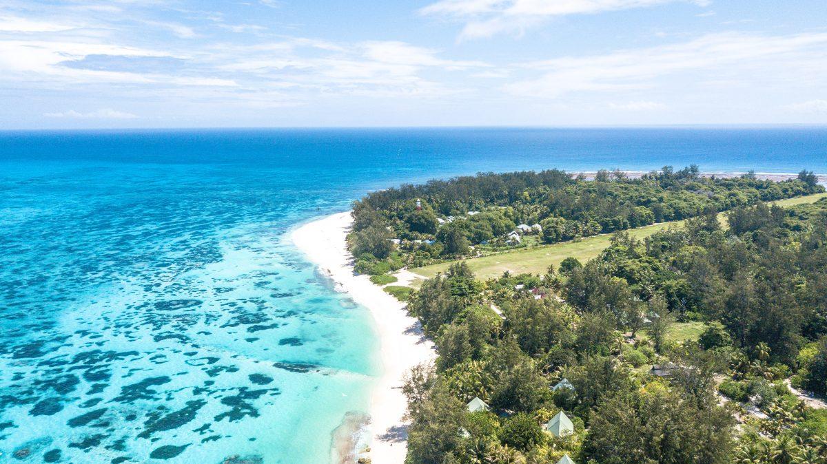 Inseln der Seychellen, Denis Island