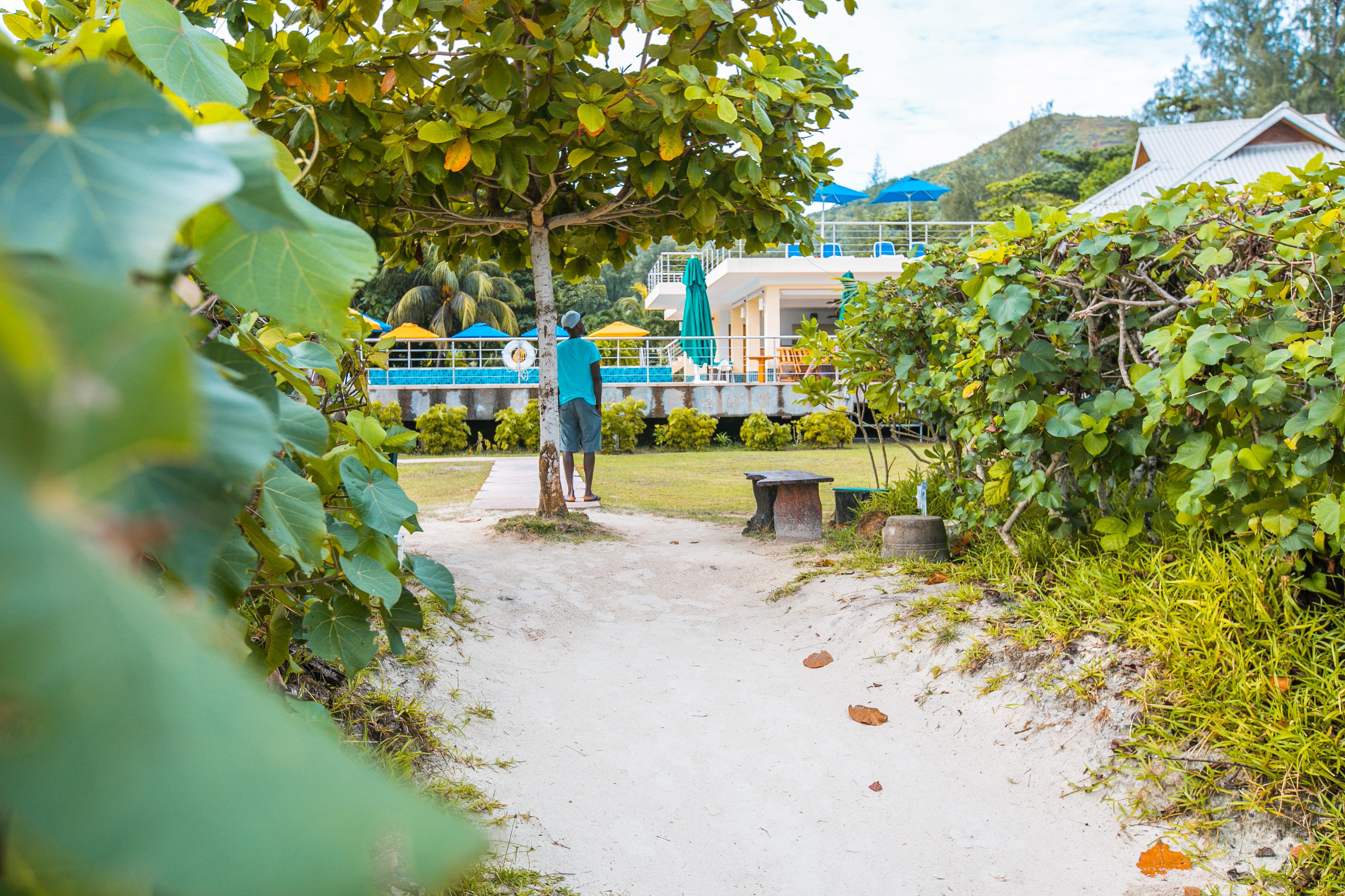 Unterkunftstipp Praslin, Acajou Beach Resort