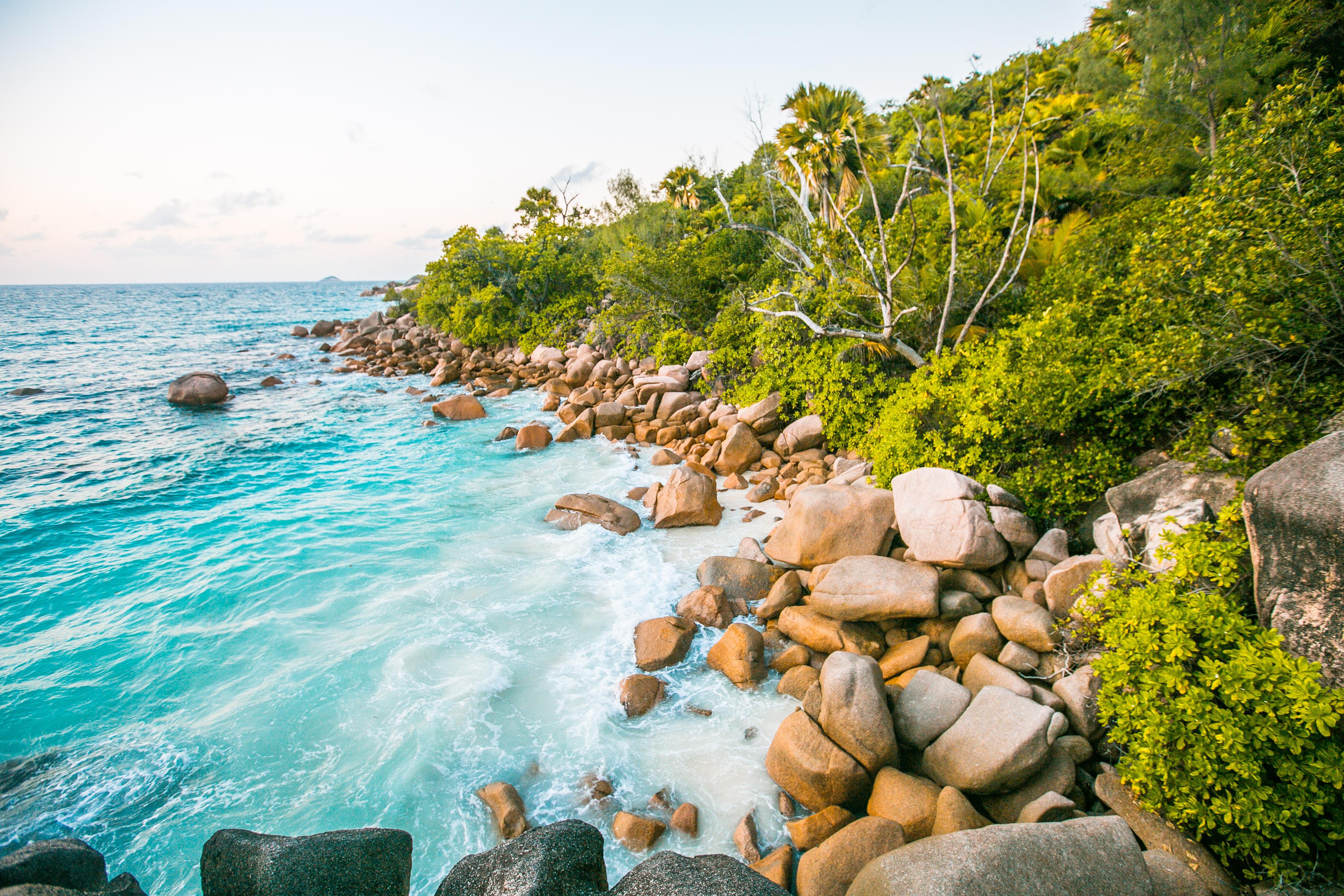 Anse Lazio Praslin Seychellen