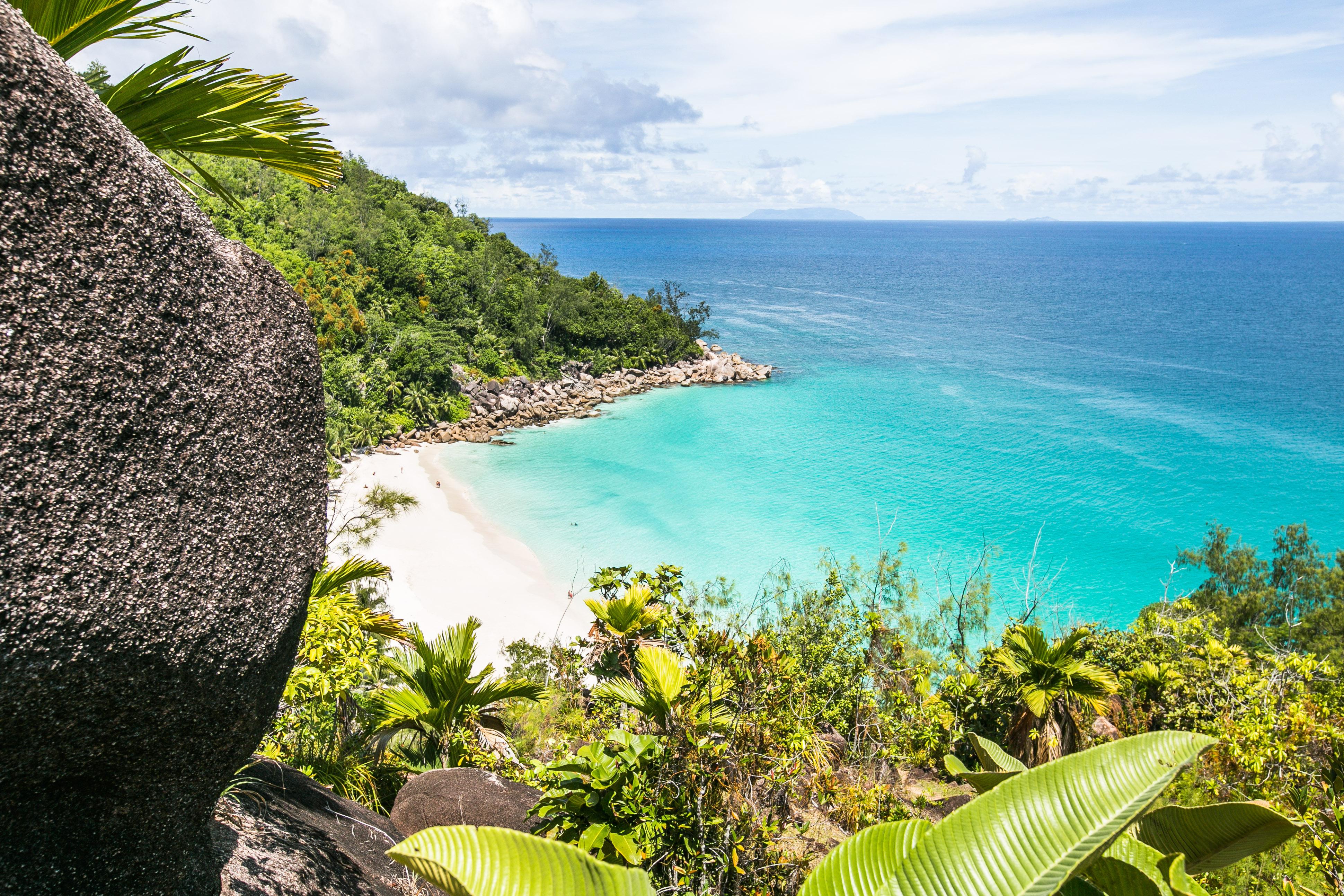 Seychellen Inseln, Praslin, Inseln der Seychellen