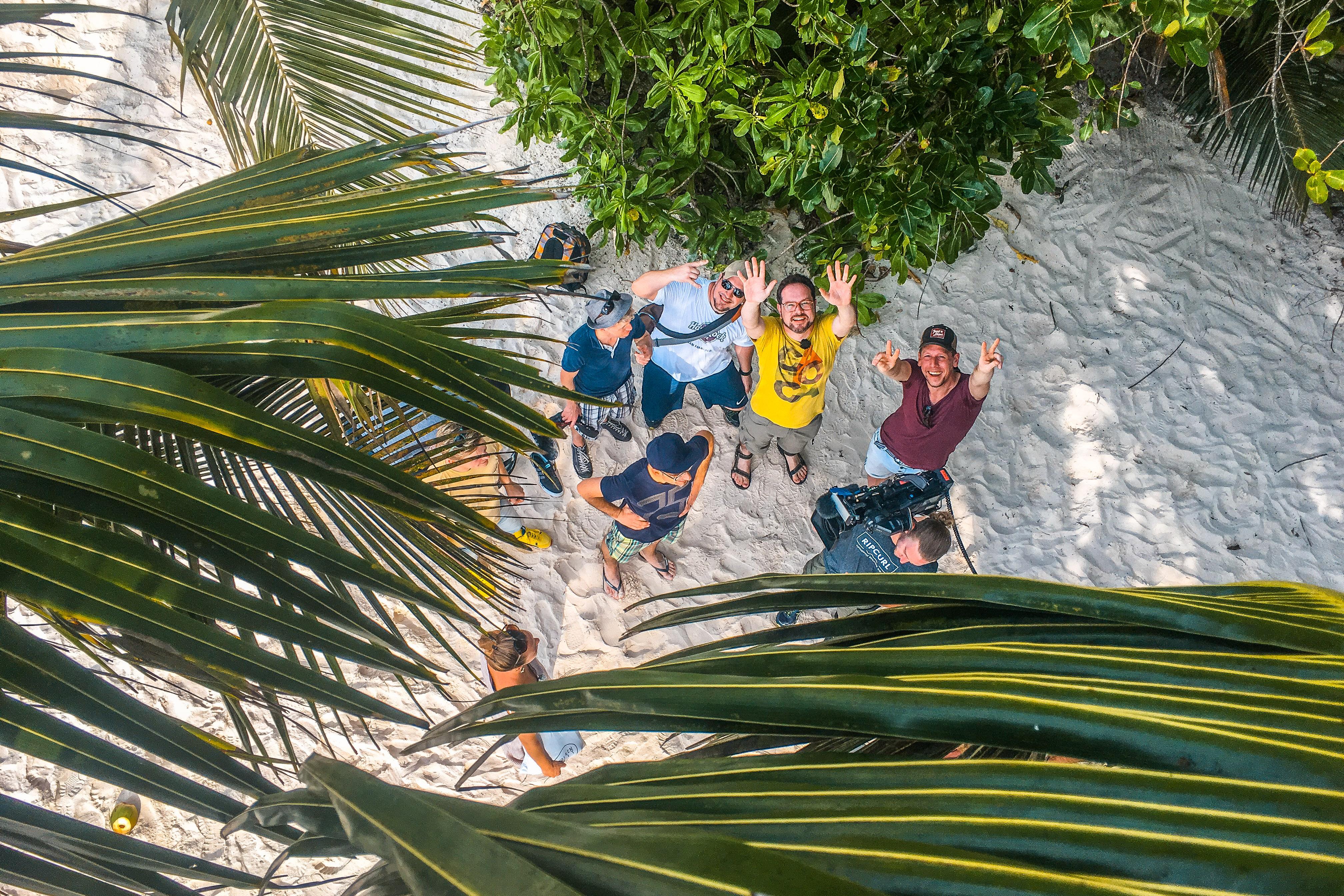 Auswandern Seychellen, Seychellen Expertin, Verrückt nach Meer, ARD, Bewegte Zeiten Filmproduktion, Seychellen, Wolkenweit, Viva Voce
