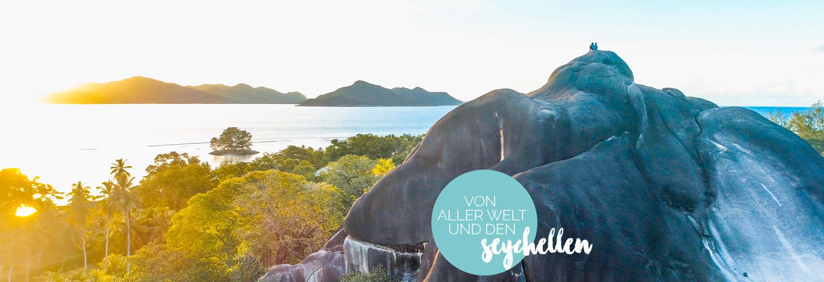 Seychellen-Expertin für Reisereportagen, TV, Interviews & redaktionellen Beiträgen