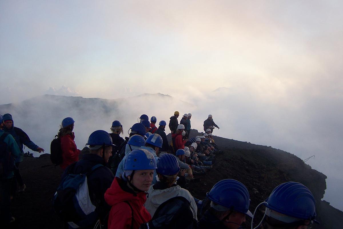 Stromboli Vulkaninsel, Besteigung, Vulkan, Vulkantour, Reisebericht, Tipps