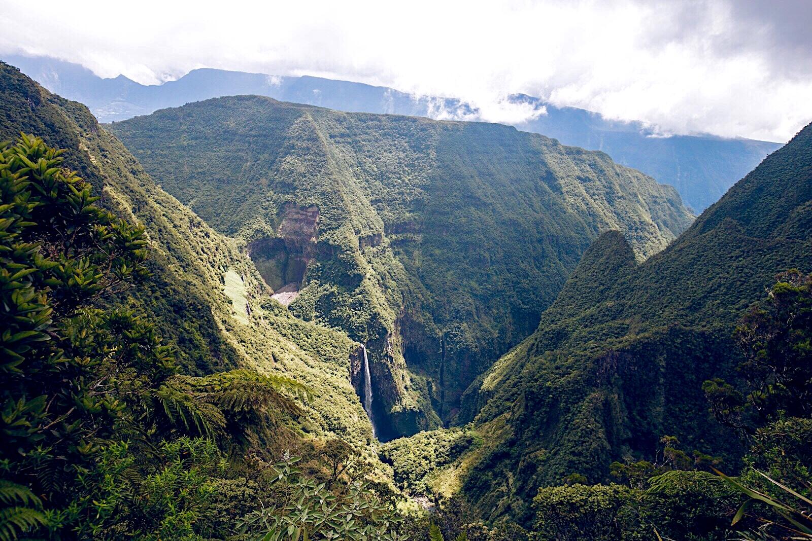 Trou de Fer Wanderung, La Réunion Sehenswürdigkeiten, La Réunion Highlights