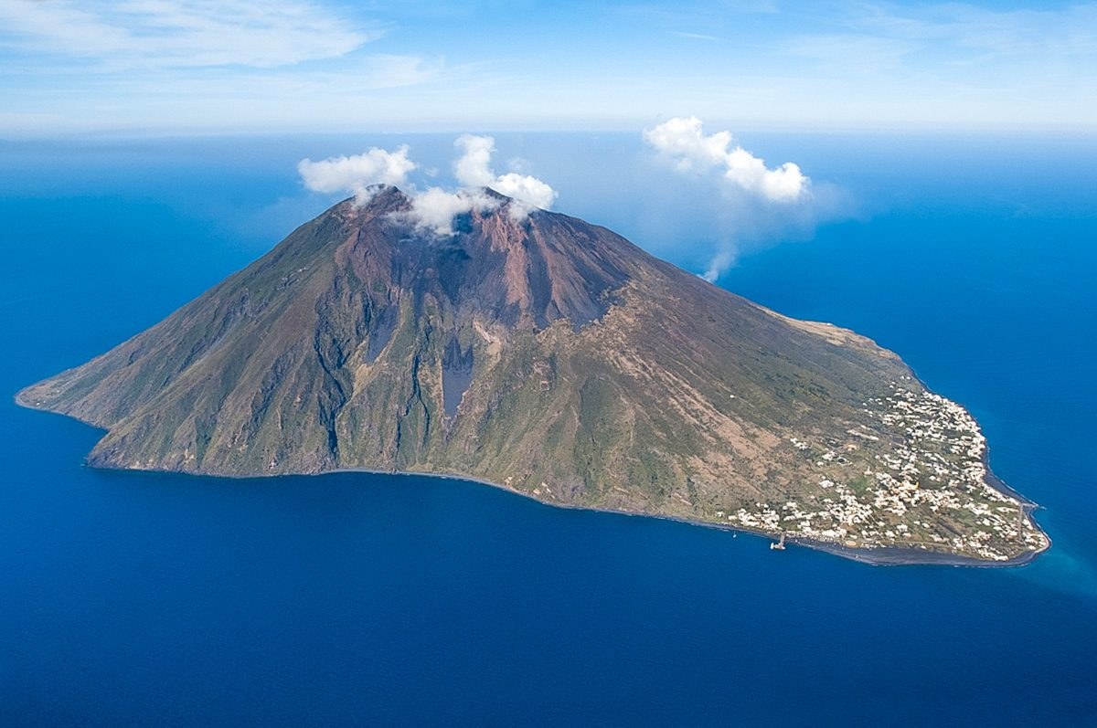 Vulkaninsel Stromboli, Besteigung, Reisebericht, Tipps, Vulkantour