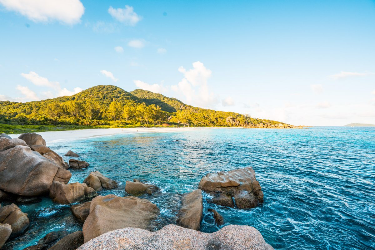 Seychellen Inseln, La Digue