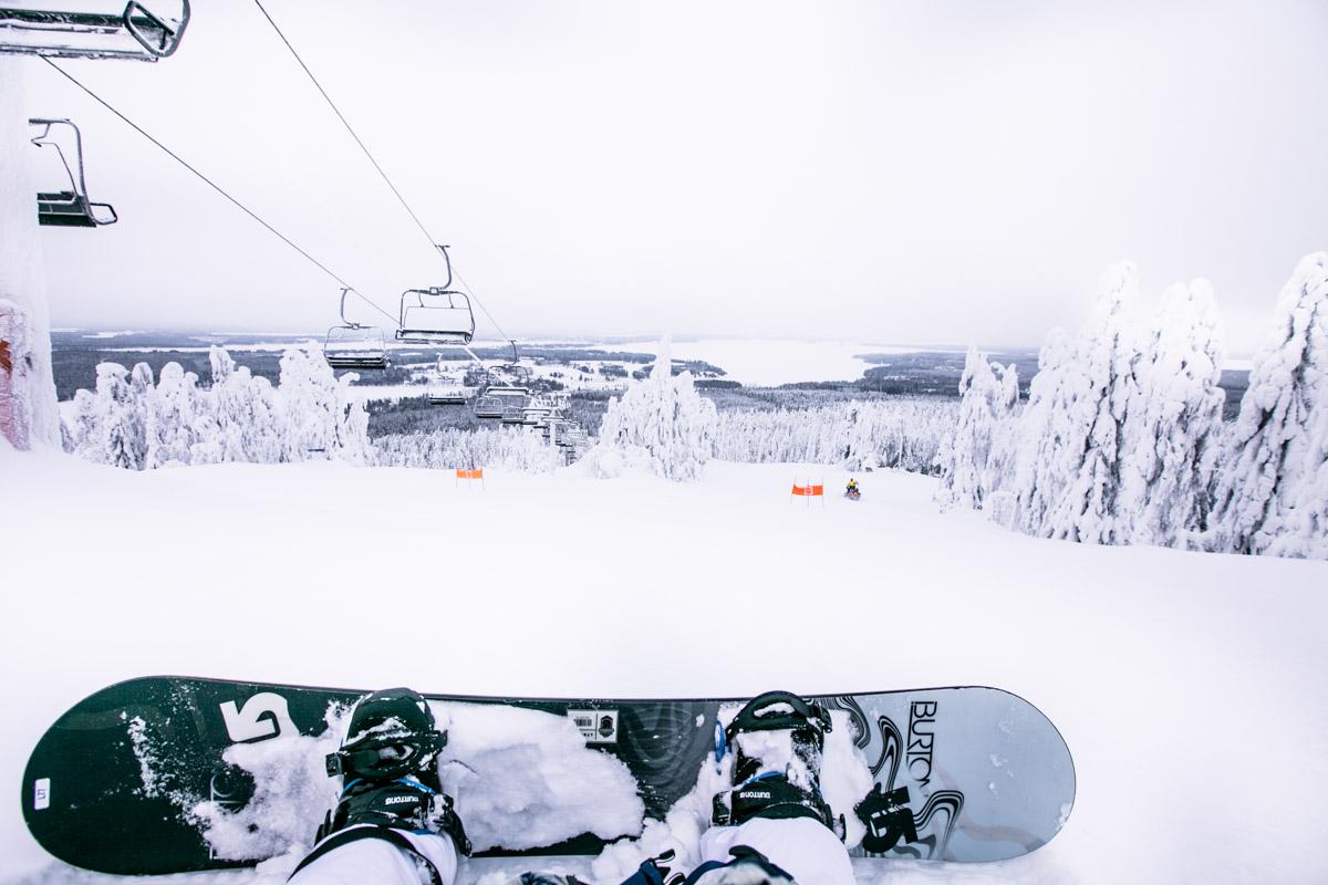Skifahren in Finnland, Vuokatti Tipps