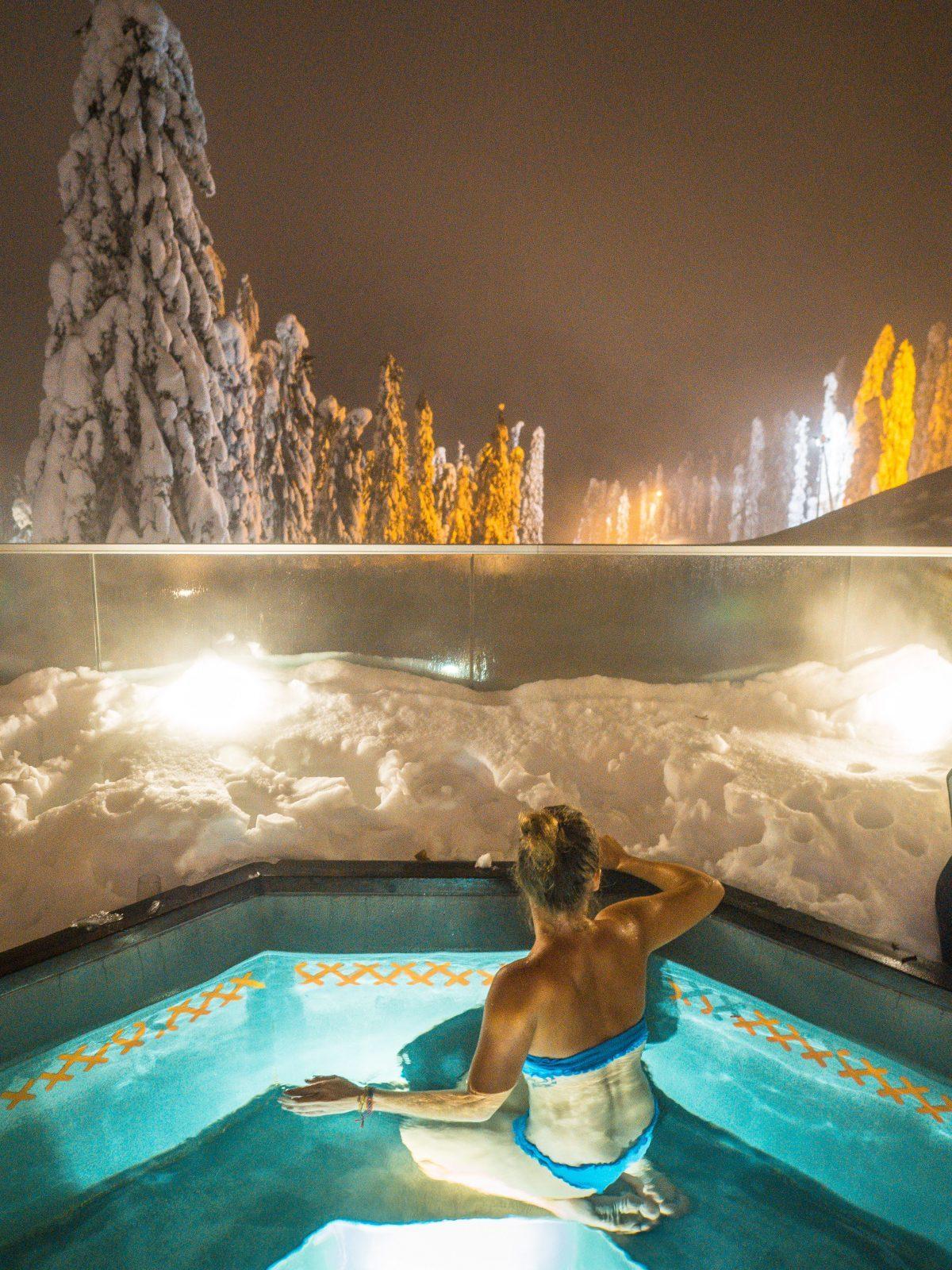 Koli Relax Spa, Break Sokos Hotel Koli, Finnland