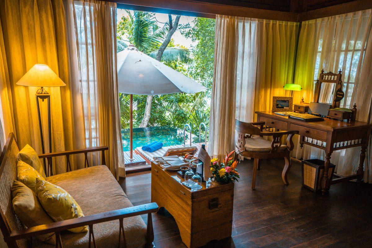 JA Enchanted Island Resort, Seychellen, Hoteltest