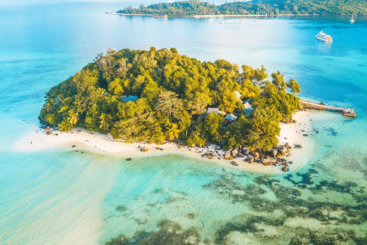 JA Enchanted Island Resort, Seychellen, Round Island, Hoteltest