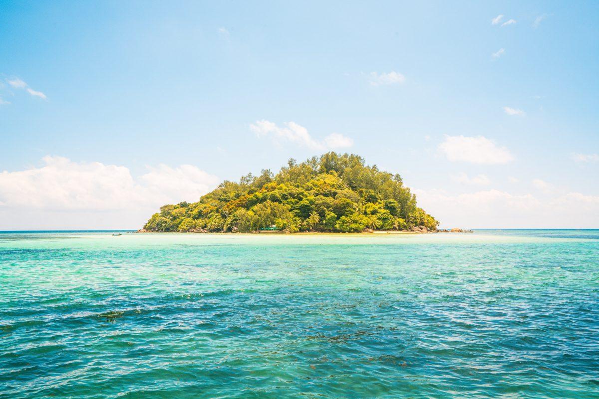 Moyenne Island Seychellen