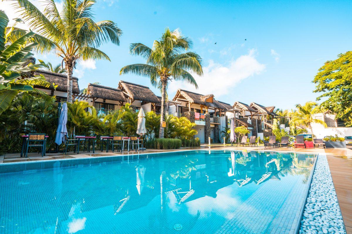 Toparadis Gästehaus, Mauritius, Grand Baie